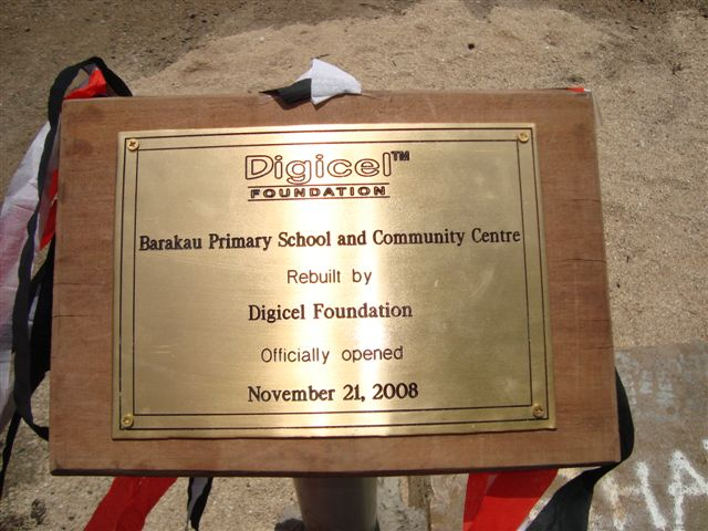 new-school-plaque