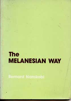 After the Melanesian Way – initial thoughts for discussion