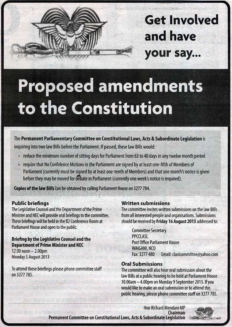 interactive constitution amendments amendment