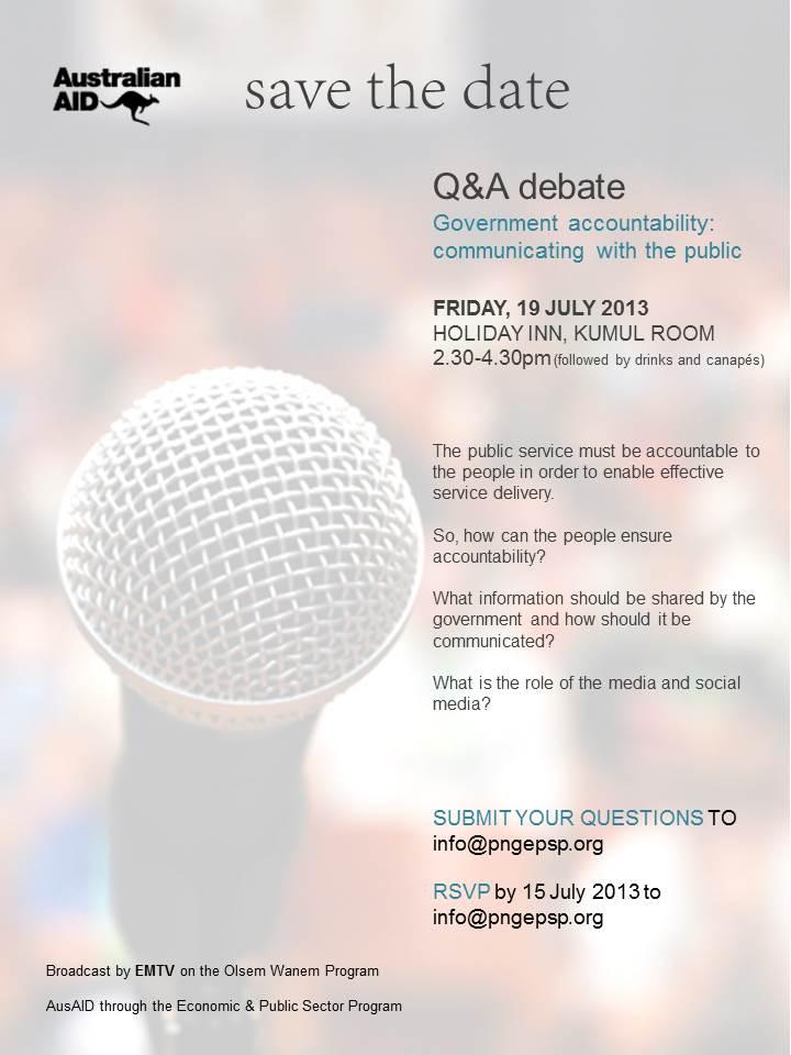 Q&A_Debate