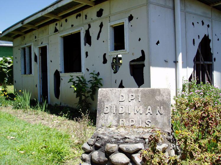 DPI Office Minj