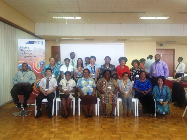 Participants from WFI Workshop