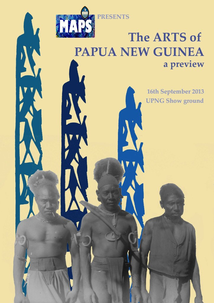 poster arts of Papua New Guinea copy
