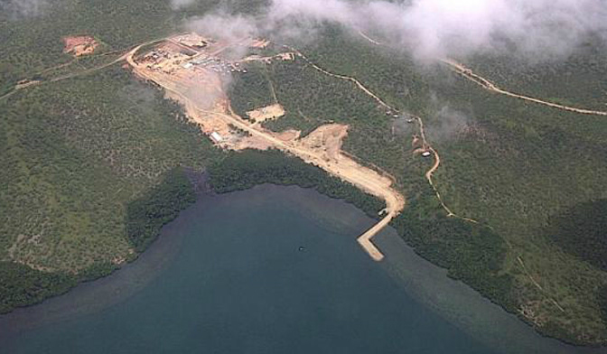 AES operations at Ravuvu Industrial Park illegally on customary owned land, AES Pic